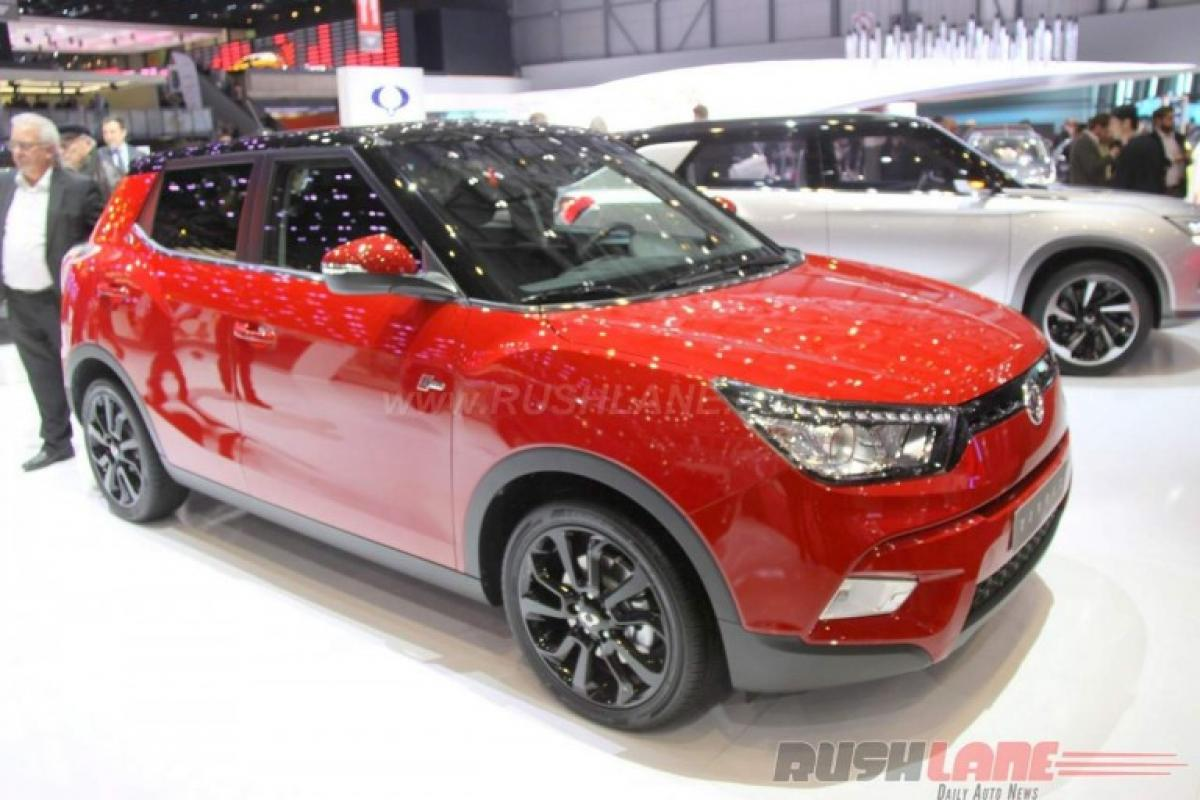 SsangYong Tivoli will be positioned as cheaper alternative to Evoque Convertible