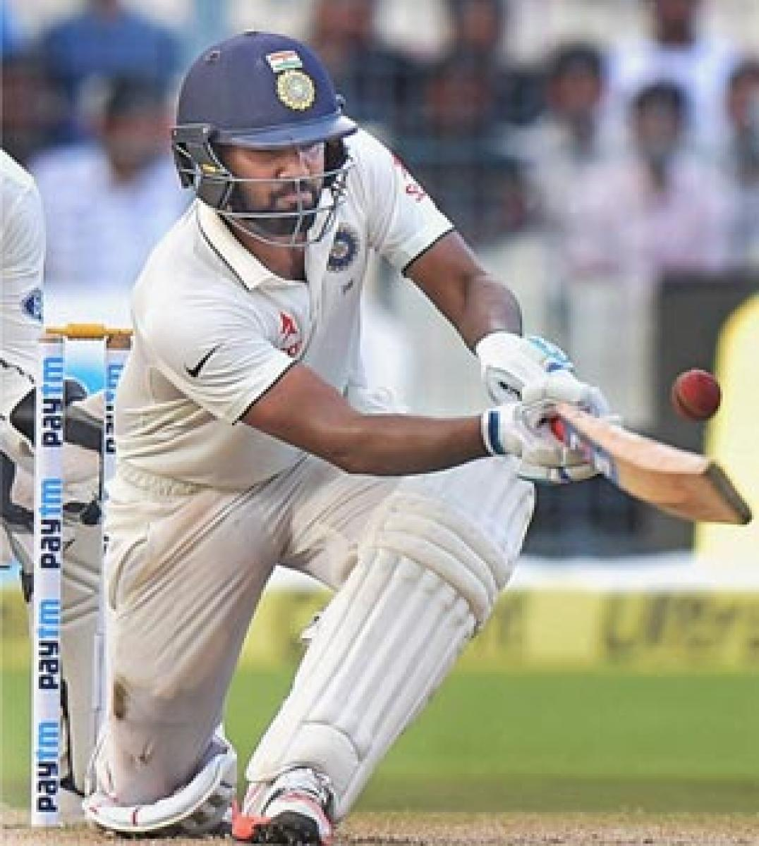 India set for big win