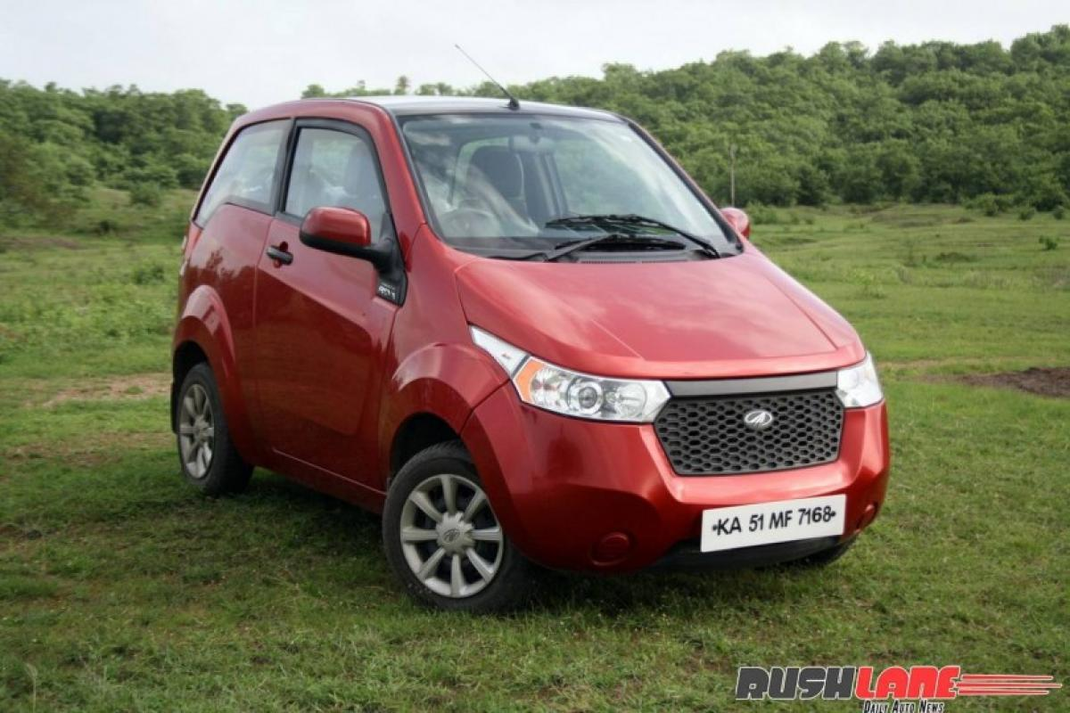 Demand for Mahindra e20 electric car up as auto market goes green