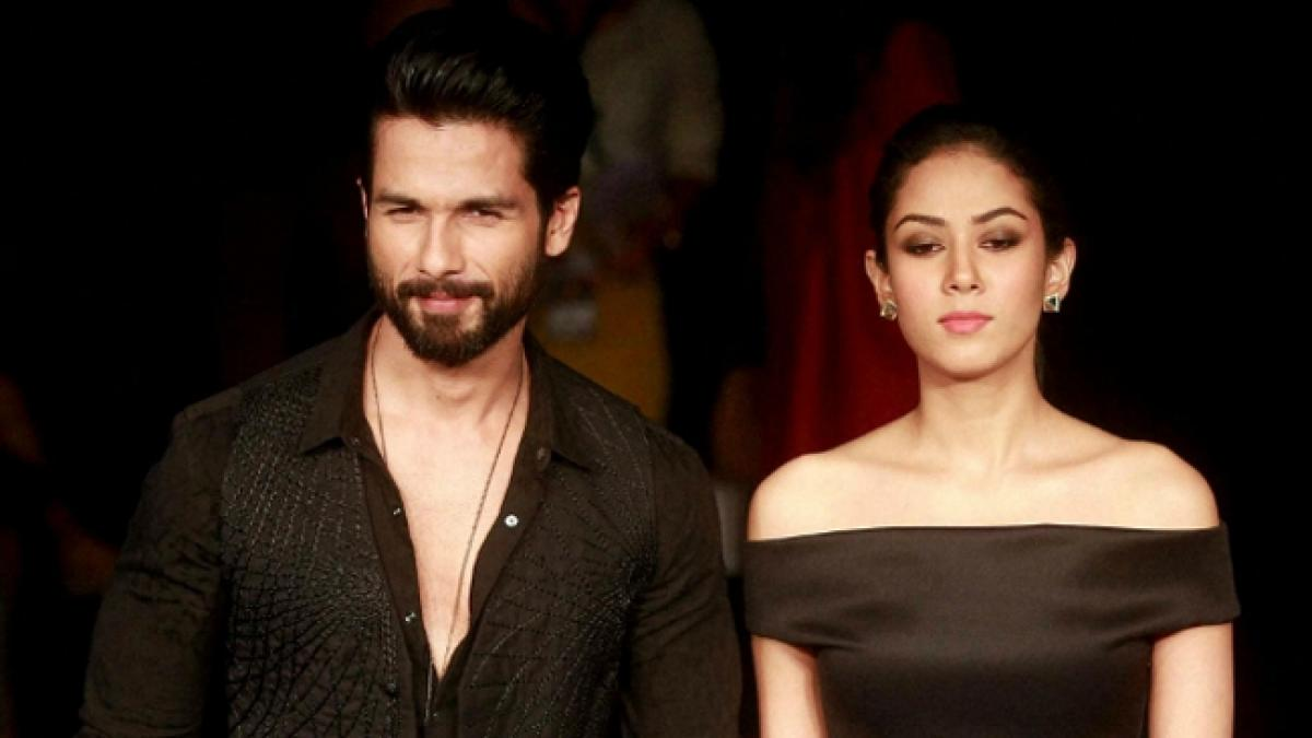 Shahid Kapoor and Mira Rajput are to become parents