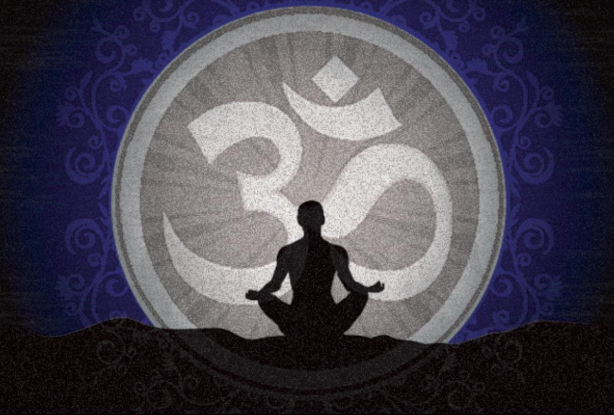 OM in Yoga is secular