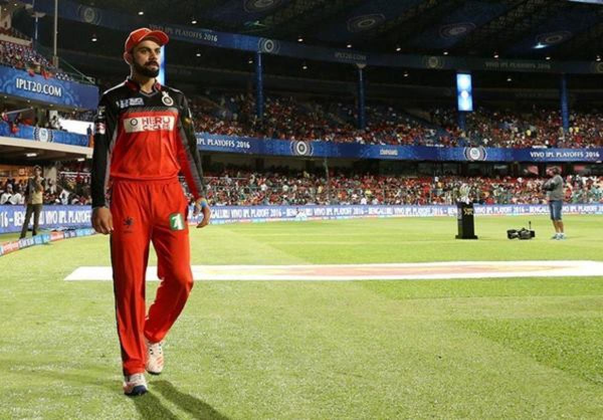 Virat Kohli uncertain on his return in IPL 2017