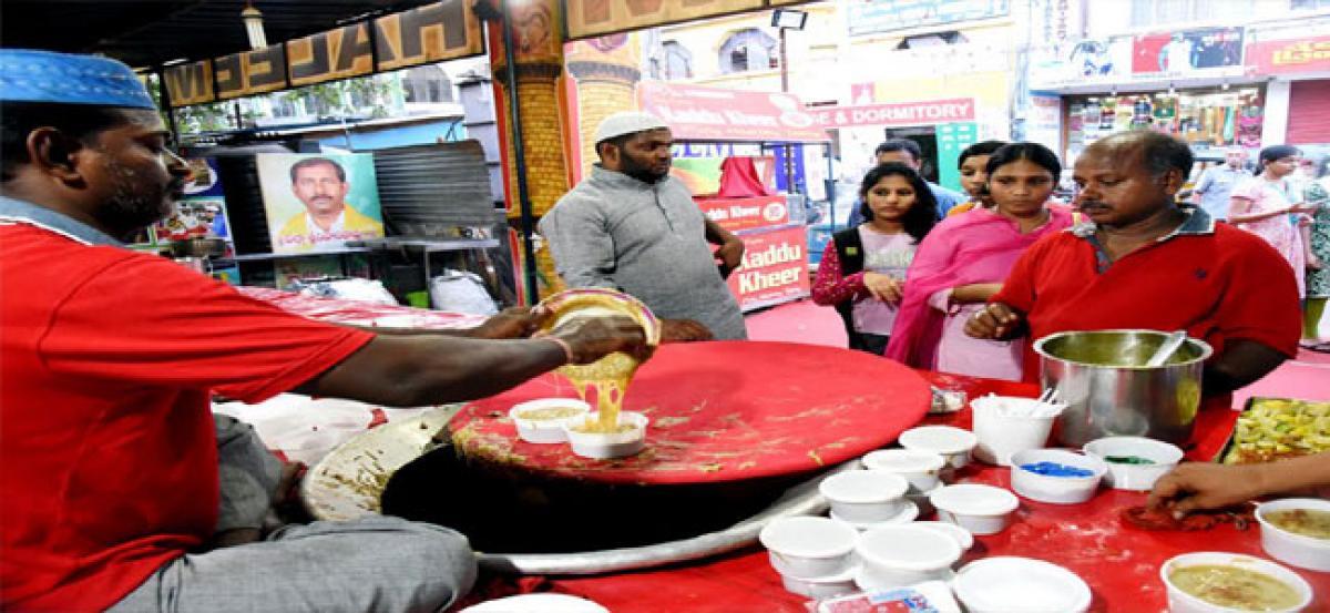 Haleem now a rage in port city