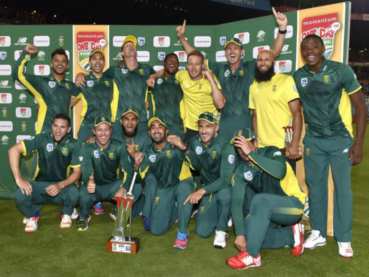 South Africa reclaim No 1 ODI ranking after series sweep over Sri Lanka