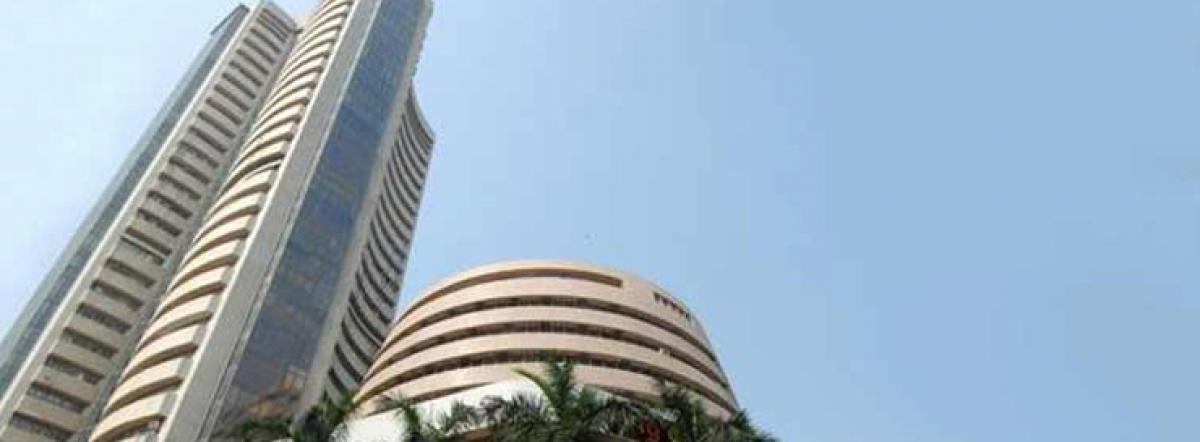 Please-all rate cut buoys markets; Sensex closes 162 points up
