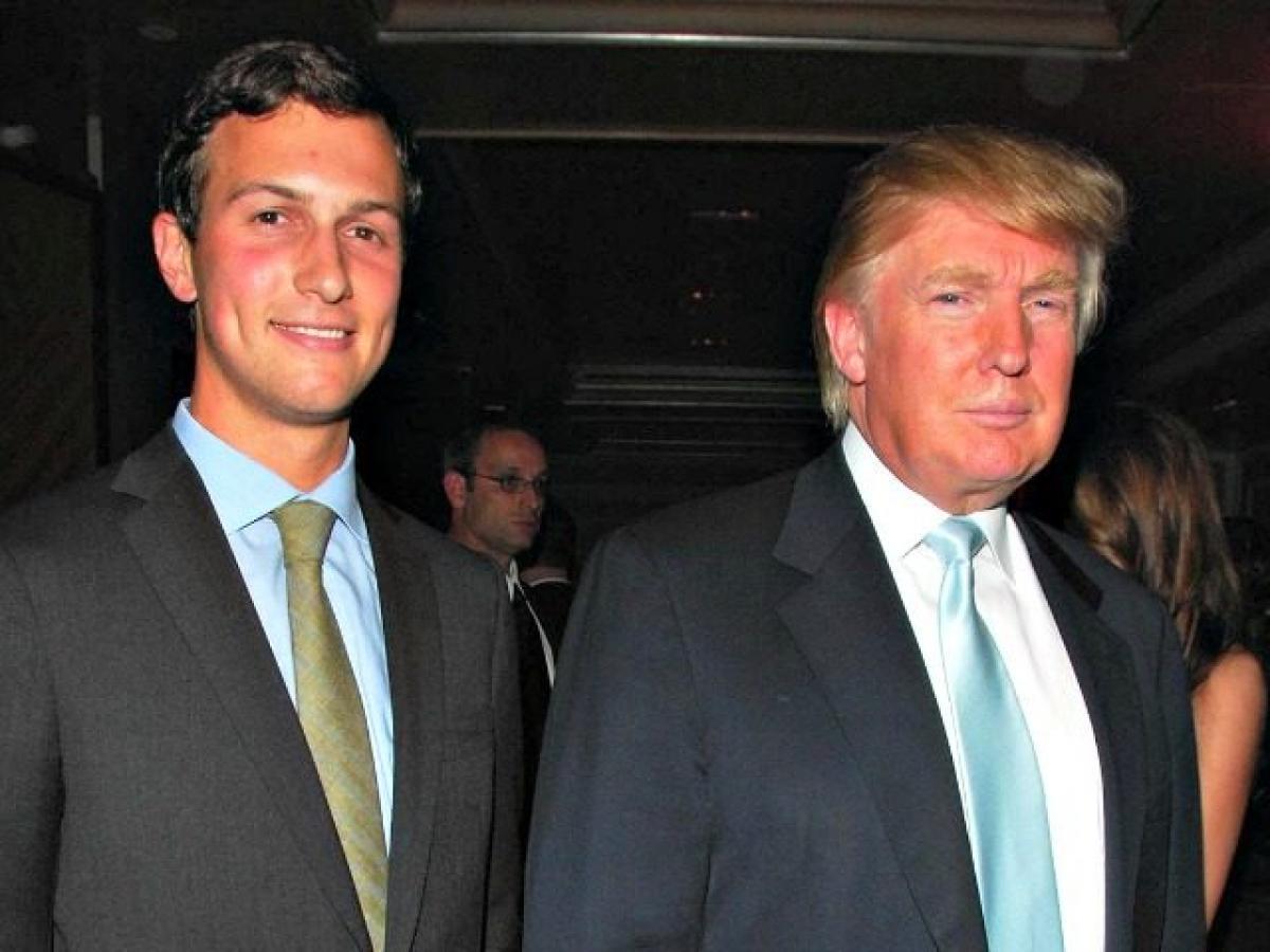 Trump appoints son-in-law Kushner as presidential advisor