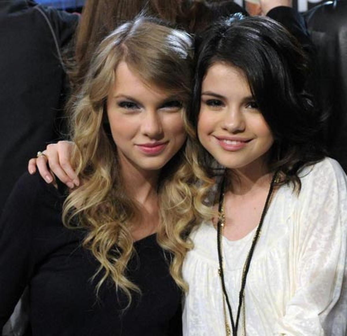 Taylor Swift cant imagine life without Selena Gomez