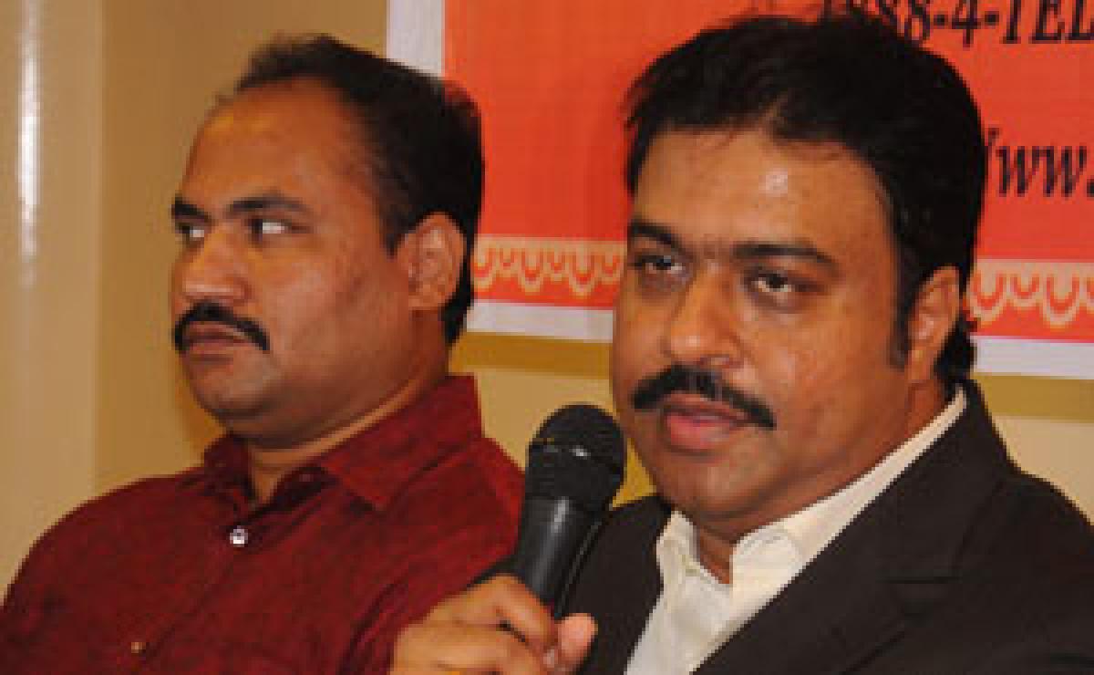 NATS to help Telugu students