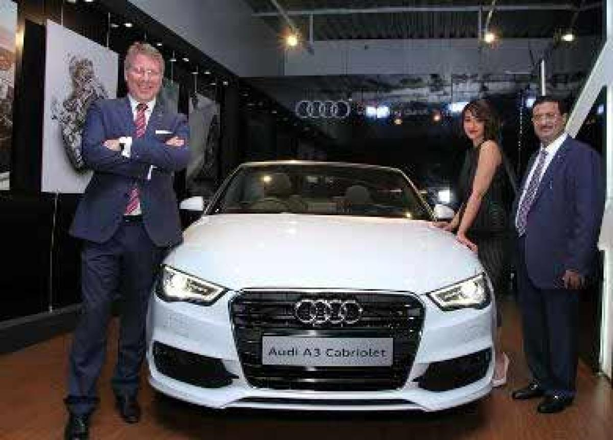 Audi opens its first showroom in Thane