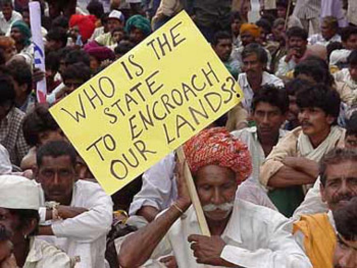 Subverting Land Acquisition Act