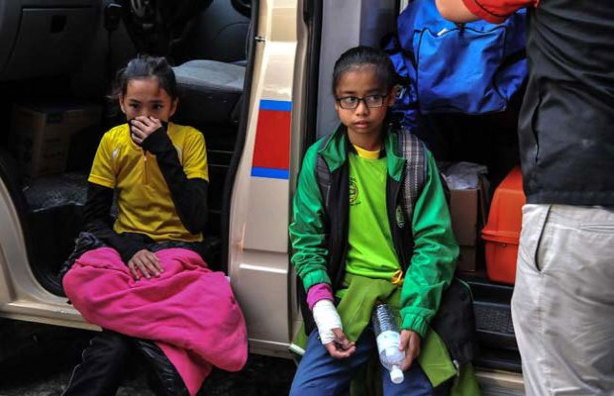 3 Indian-origin students killed in Malaysia earthquake