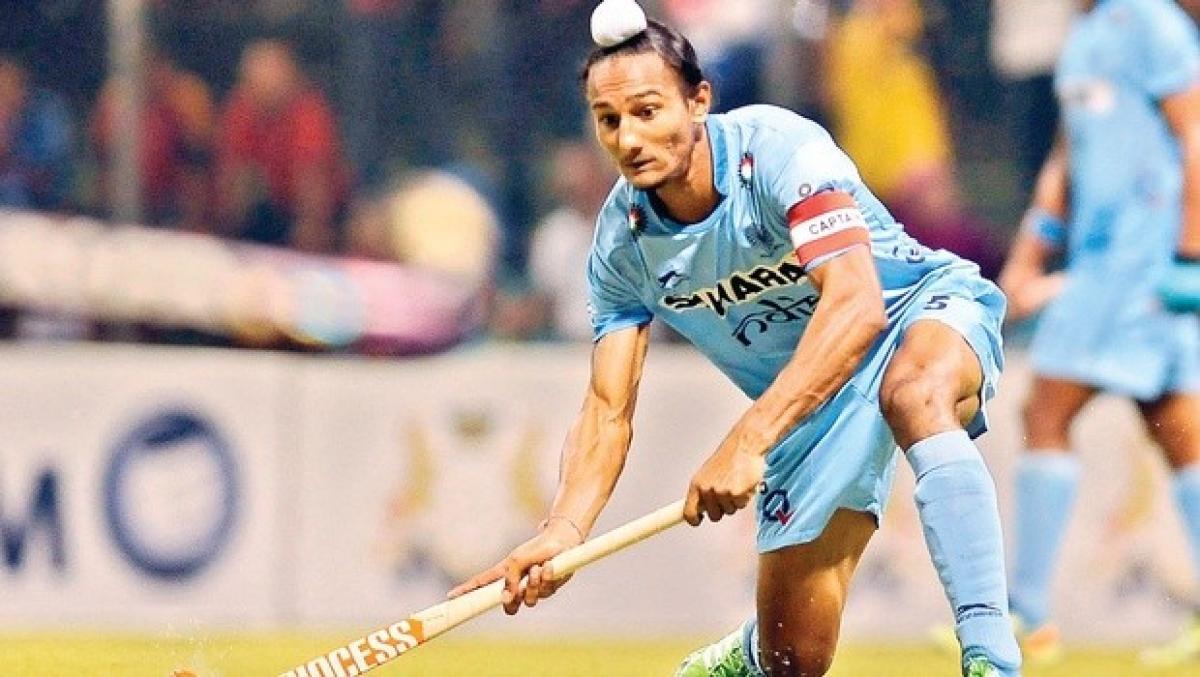 Harjeet to captain India in Junior Hockey World Cup