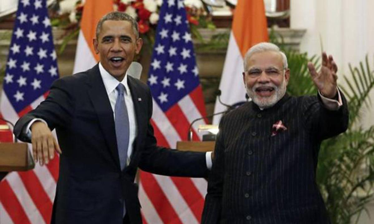 White House says Obama made strengthening relations with India a genuine priority