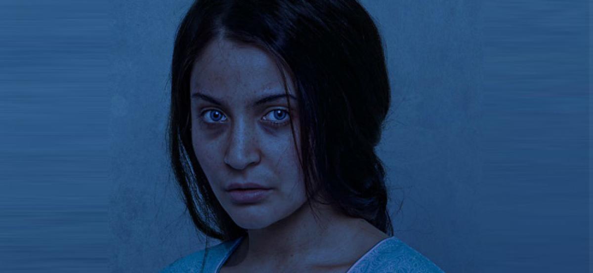 Anushka Sharma in a new avatar