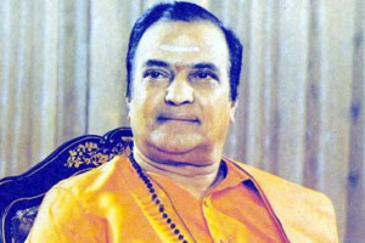 TDP urges Centre to confer Bharat Ratna for NTR without further delay
