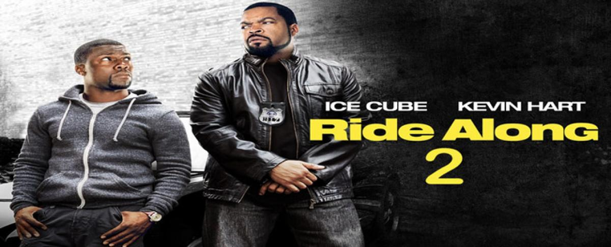 Ride Along 2 tops US box office