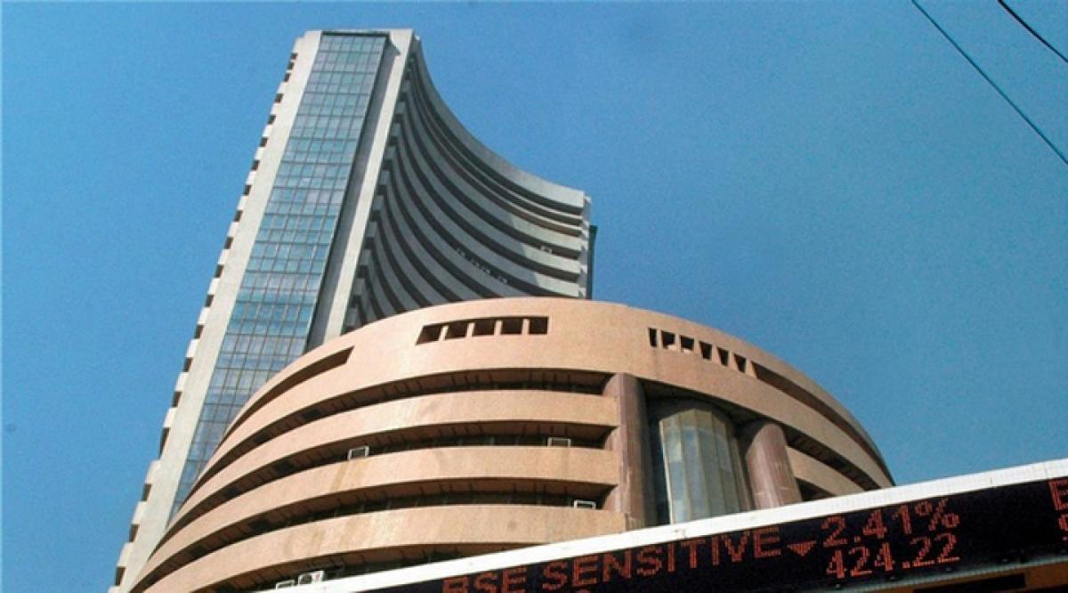 Indian equities open lower