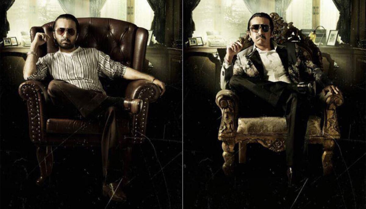 Couldnt imagine myself playing Dawood Ibrahim: Siddhanth Kapoor