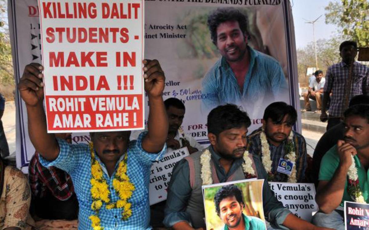 JNU wont stop hunger strike till HCU demands are met