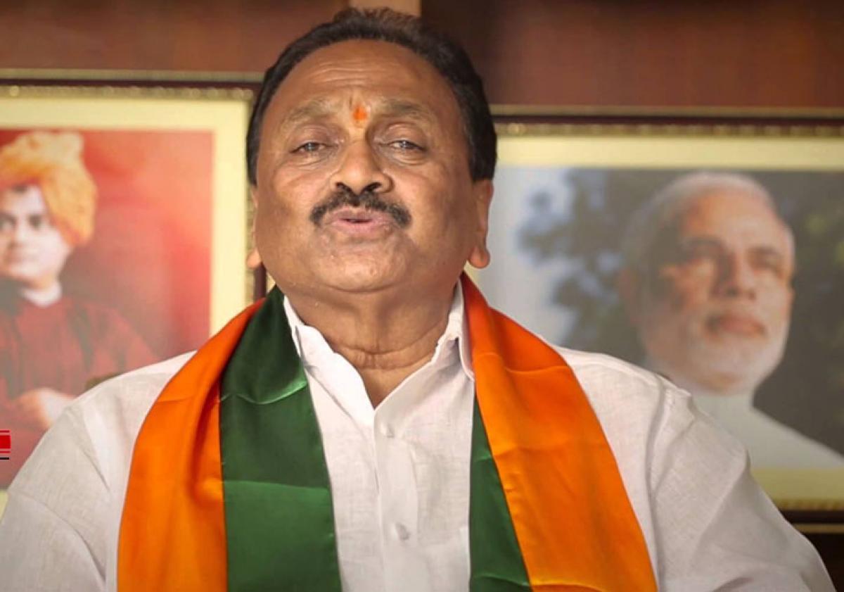 BJP will not distance itself from TDP: Gokaraju