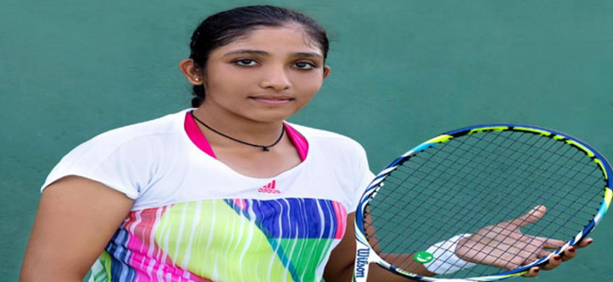 Jafreen to lead India in Deaf Olympics