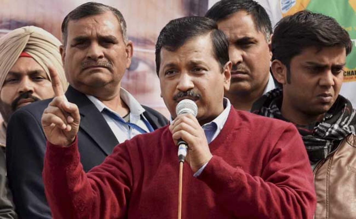 Manipur Elections 2017: Delhi Chief Minister Arvind Kejriwal Donates Rs 50,000 To Irom Sharmilas Party