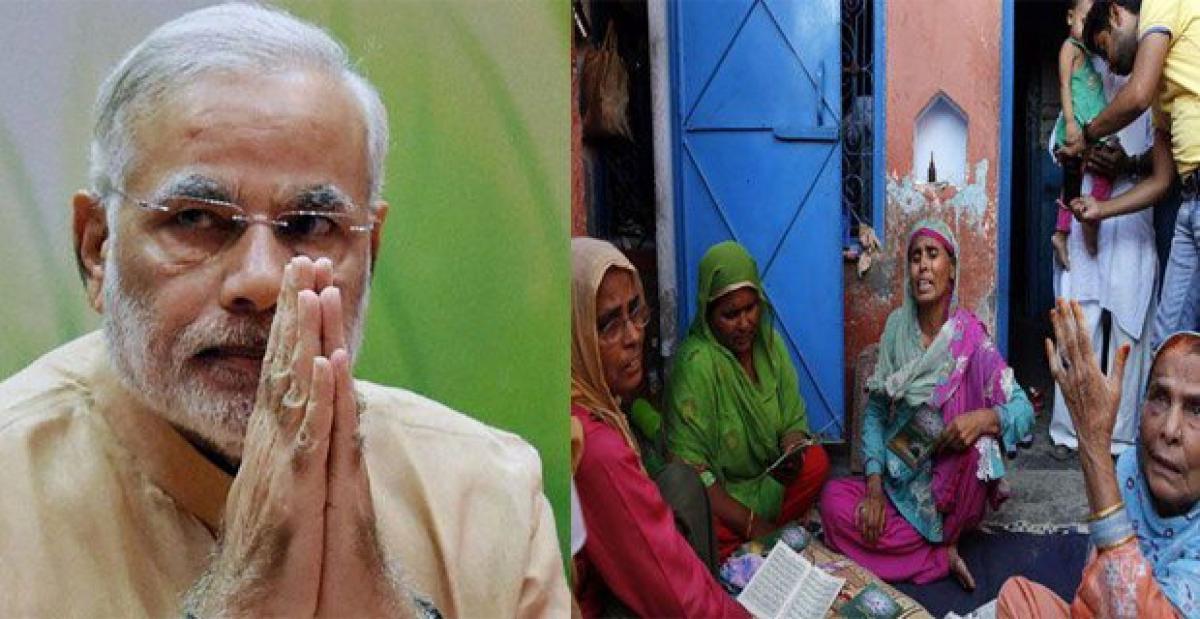 Dadri damaging Narendra Modi more than anybody else: SAD