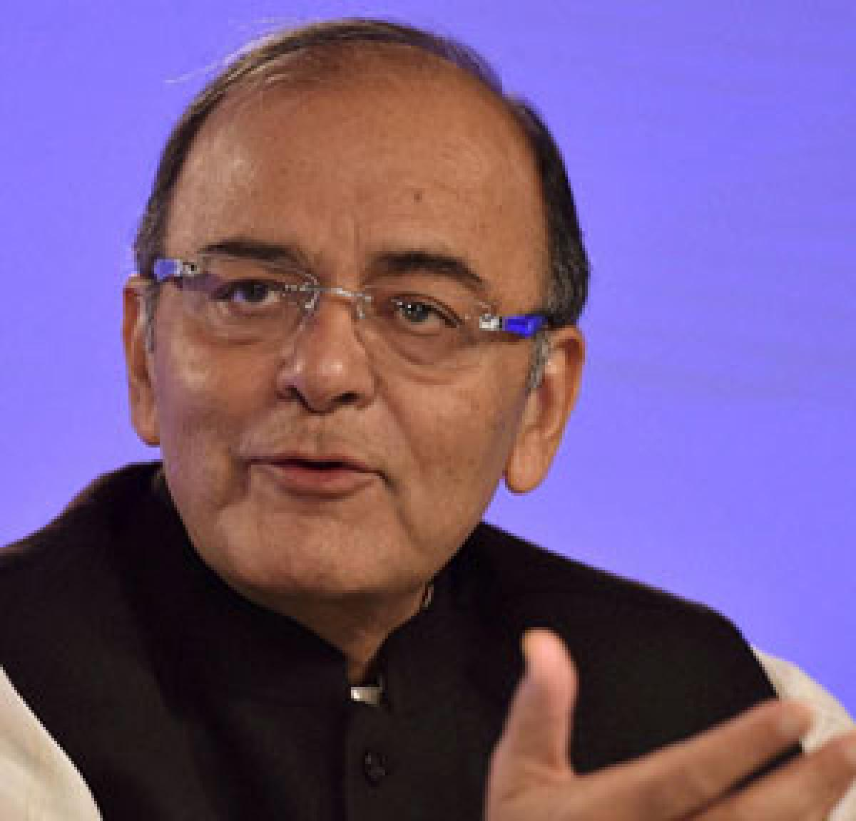 Bankruptcy law in Parliament soon: Jaitley