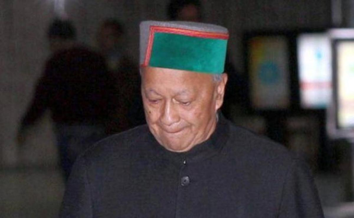 Himachal Pradesh Elections 2017: Virbhadra Singh Offers His Assembly Seat To Son