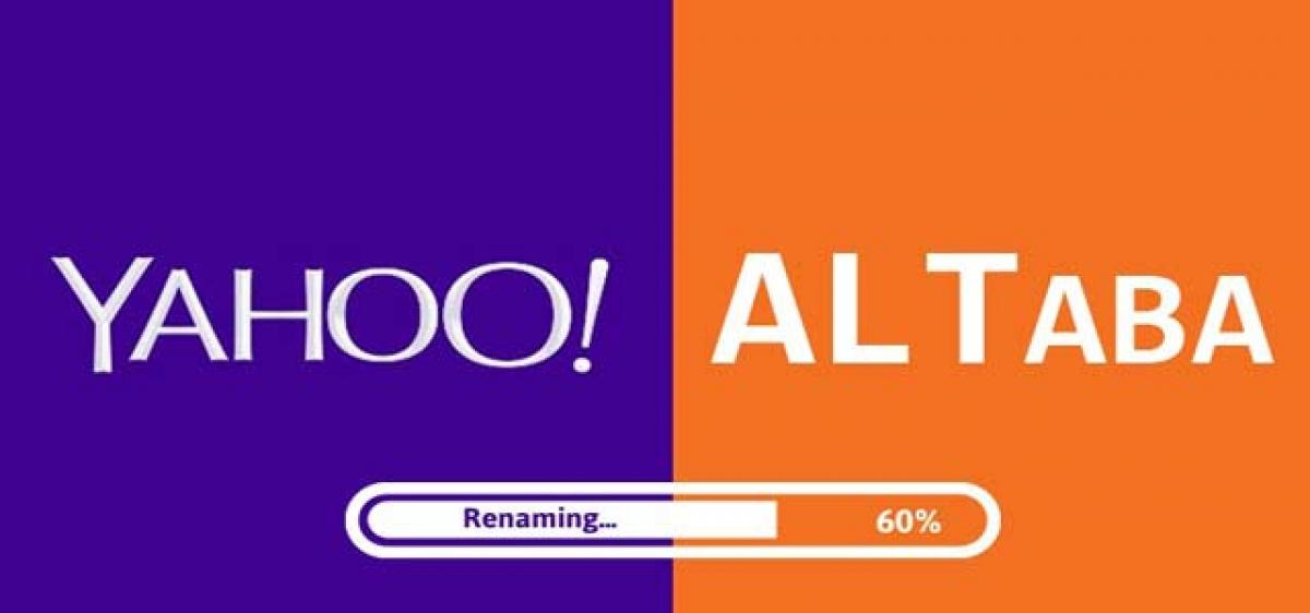 Yahoo to be renamed Altaba