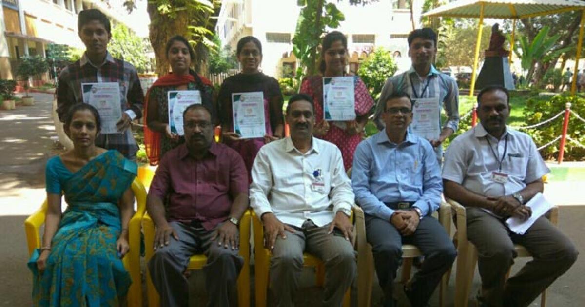 SASC students win tech laurels