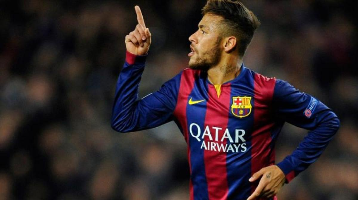 When Lionel Messi is sentenced, Neymar finds way out