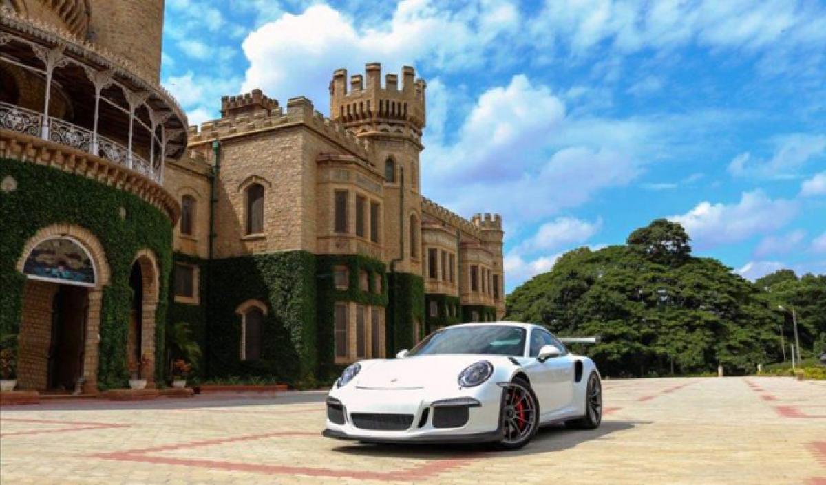 Cutting edge technology spells the new Porsche 911 GT3 RS