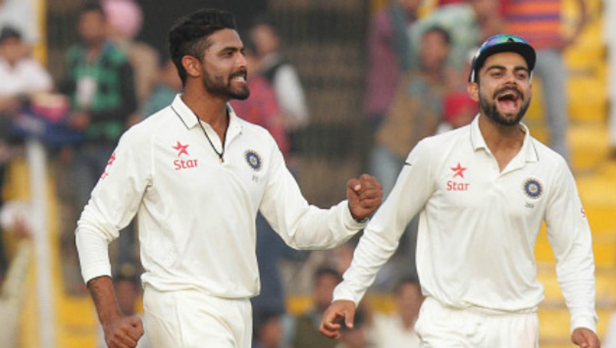 Virat Kohli: Ravindra Jadeja is unbelievable, never seen anyone bowl so economically as him
