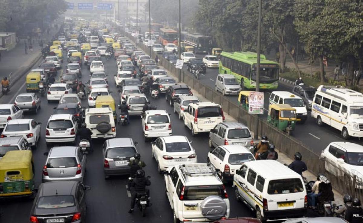 Haryana Govt Bans Old Diesel And Petrol Cars