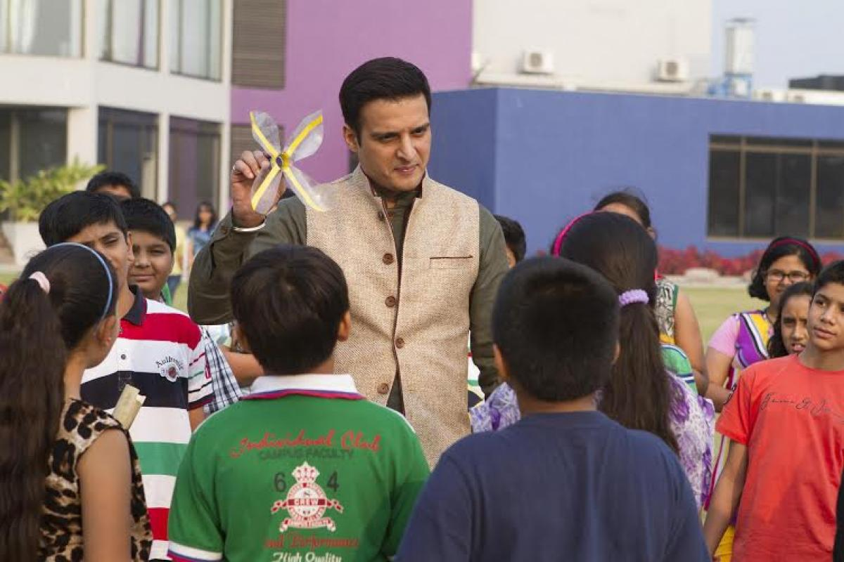 Jimmy Sheirgill: SHORTCUT SAFAARI will help children reconnect with the environment