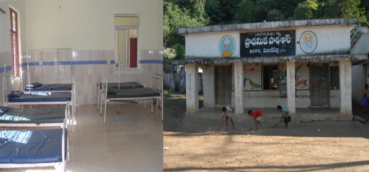 Merged mandals cry for facilities