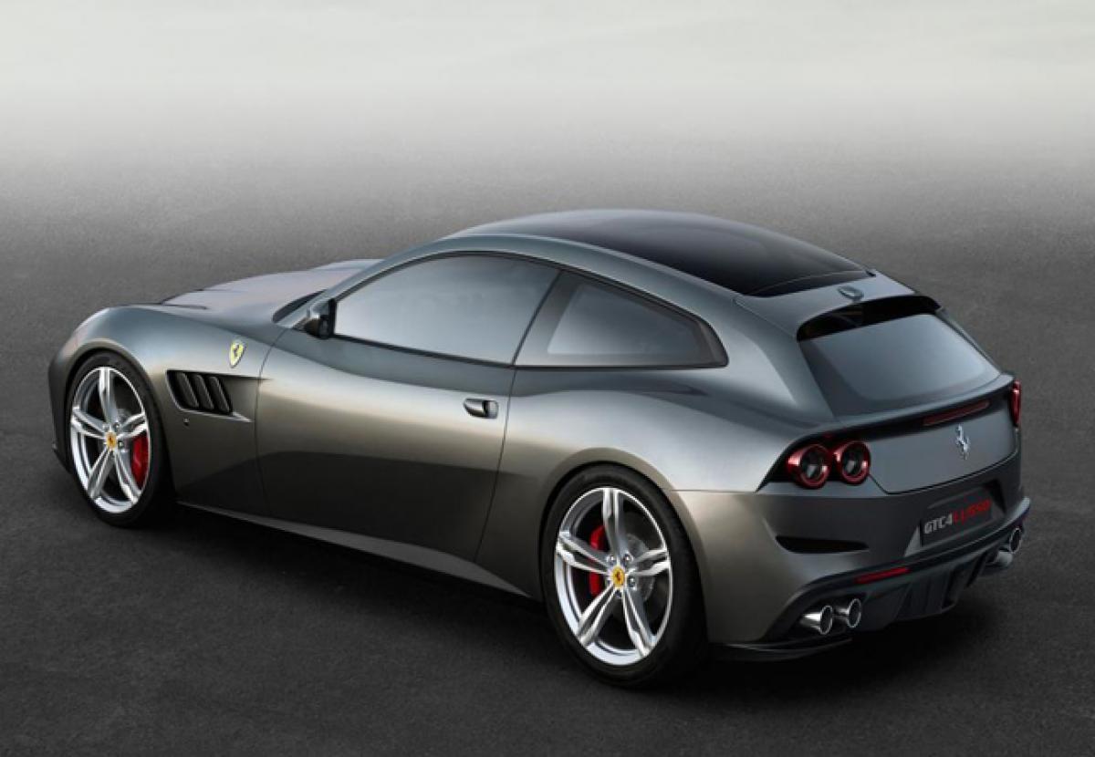 Ferrari GTC4Lusso India Launch In 2017!