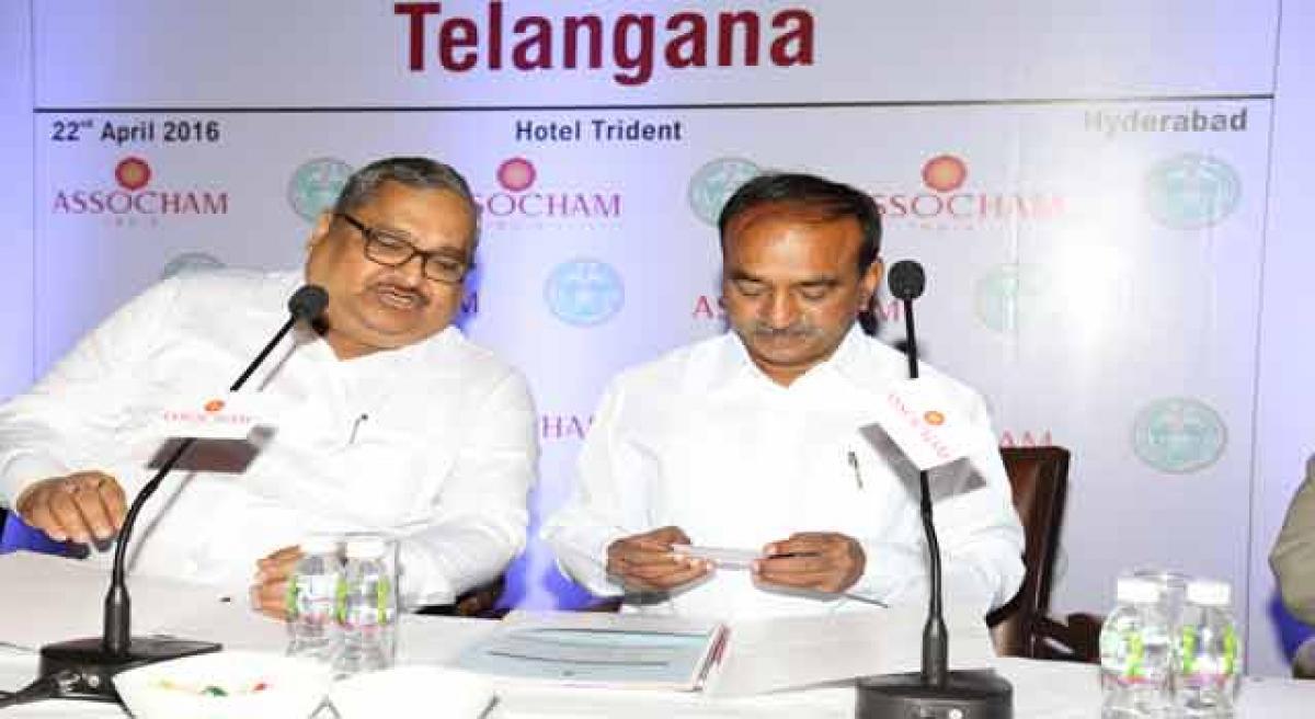 Telangana eyes 10k cr from Centre for ITIR
