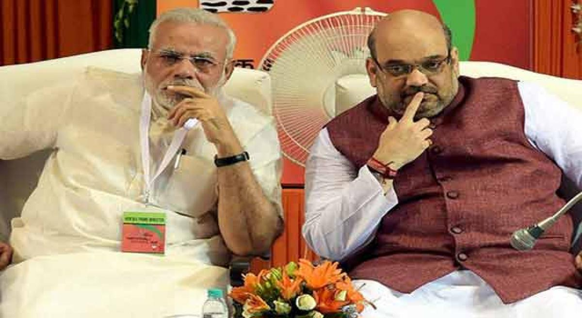 BJP fails on Sab ka Saath front