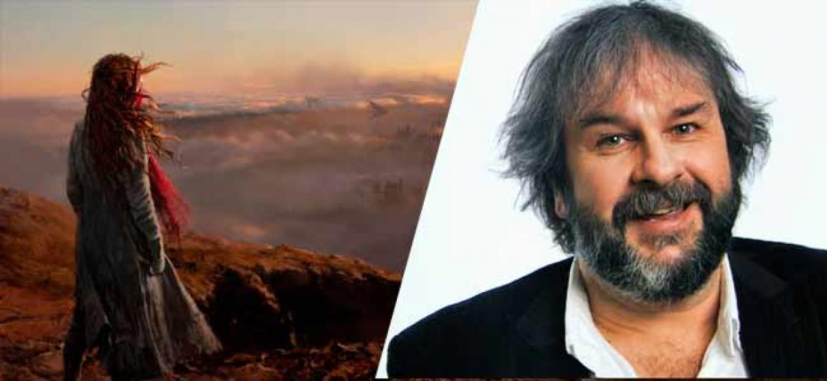 Peter Jackson shares first concept art of Mortal Engines