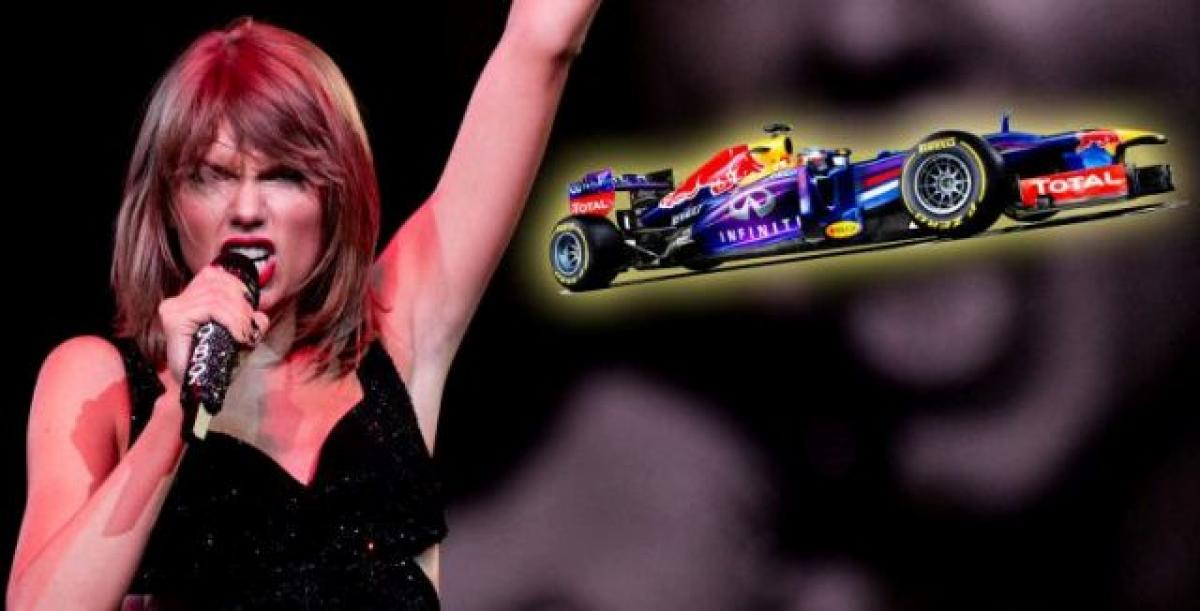 Blank Space hitmaker Taylor Swift to perform at Formula One Grand Prix