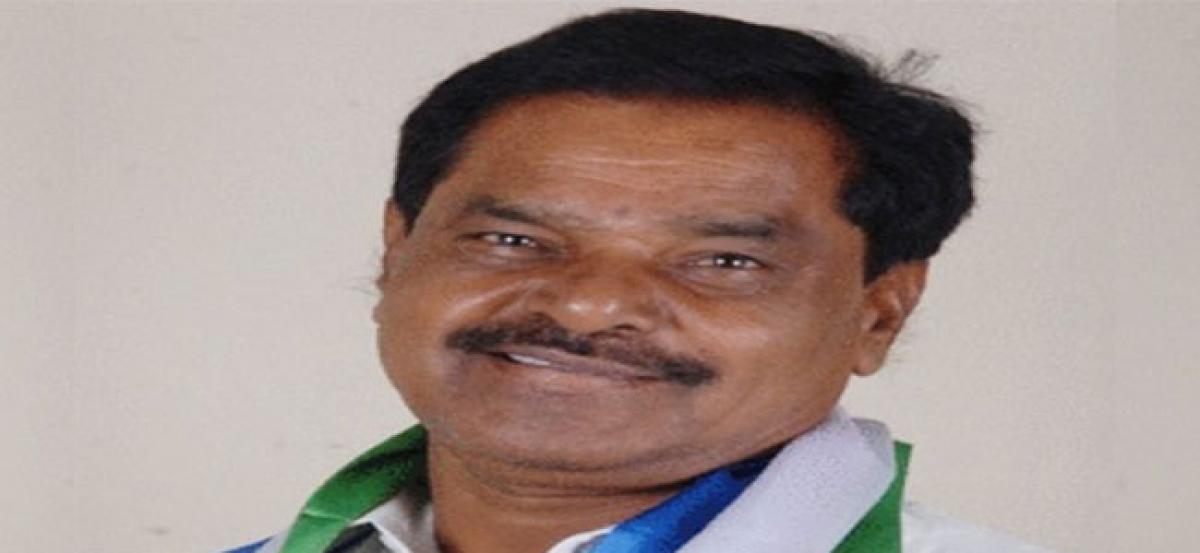 Nava Nirmana Deeksha only to cover up failures: YSRCP