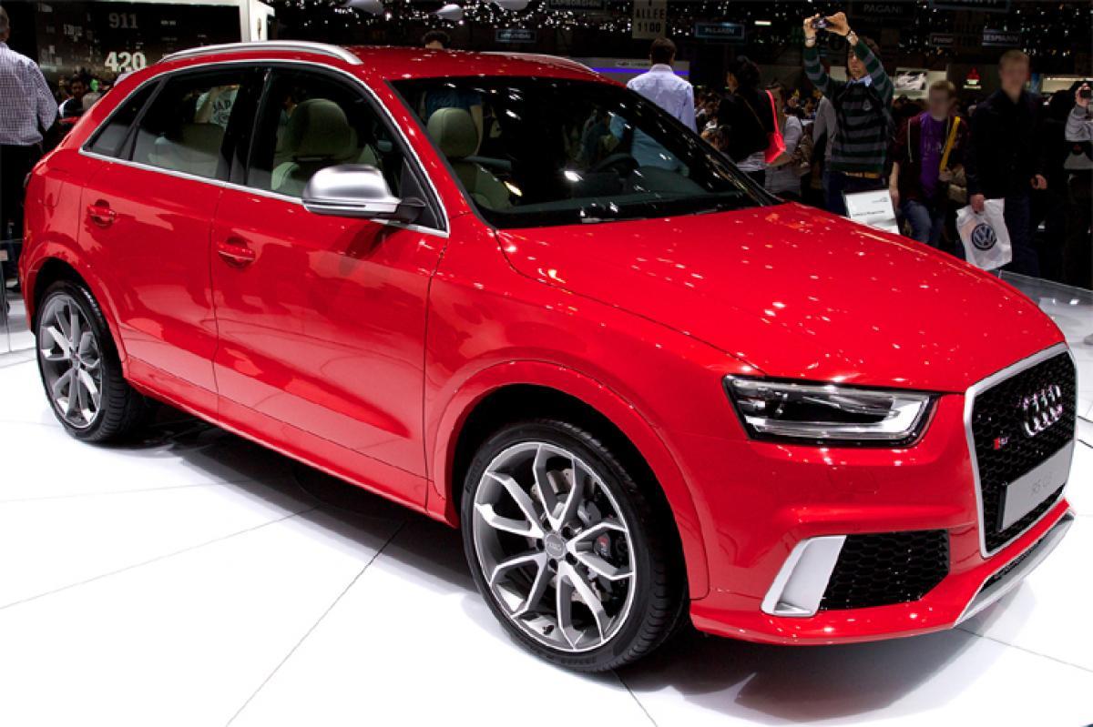 Delhiites get a peek into Audi Q3 with aldi headlights