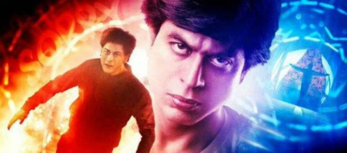In Fan, star-fan relationship develops into a ominous cat and mouse chase