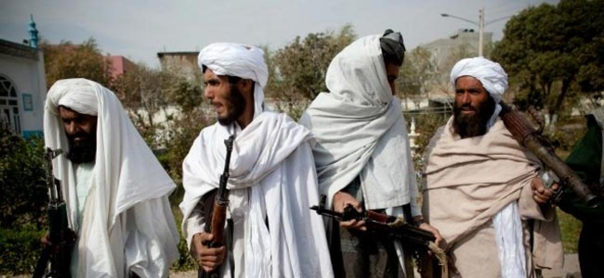 Afghan Taliban releases video of US, Australian hostages