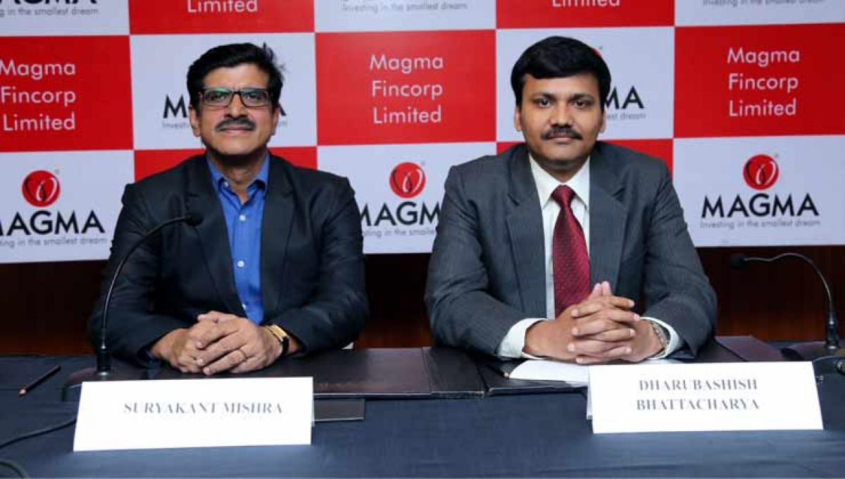 Magma Fincorp to target 20% growth in Telangana