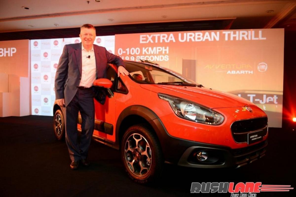 Has Fiat stopped production of Avventura, Abarth Punto?