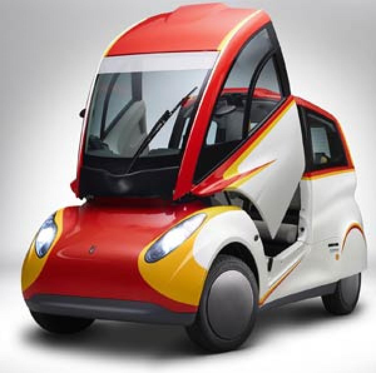 New Gordon Murray city car concept revealed