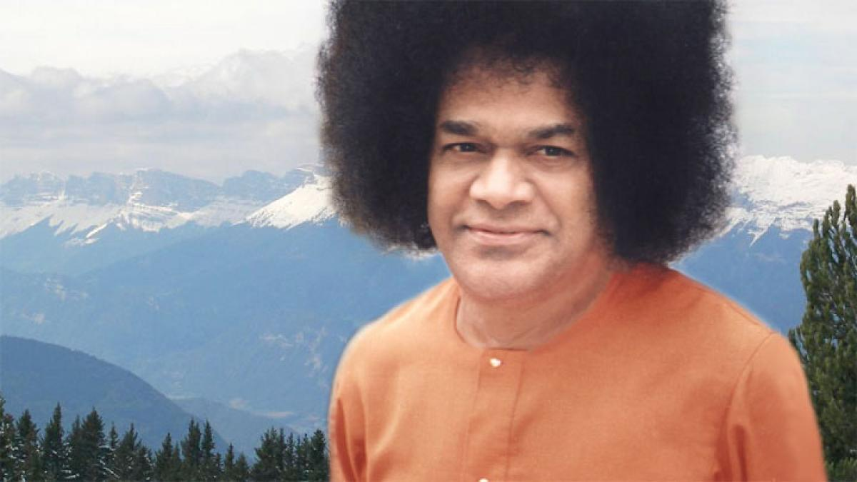 Sathya Sai Babas birth anniversary in Puttaparthi today